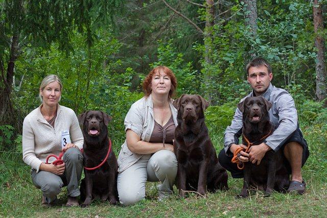 Breed Trials 6.08.2011